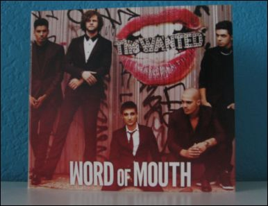 This is the cover of the deluxe edition of the album, which features five more tracks than the standard. The Wanted will embark on the first ever world tour in early 2014. They will perform at the Warfield in San Francisco on April 28, 2014.