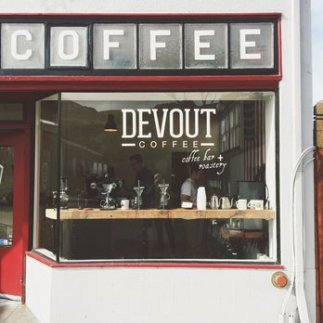 devout coffee
