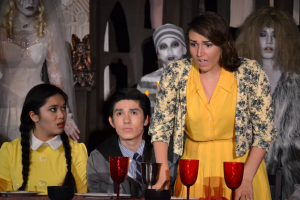 """The Addams Family"" spring musical opened on Thursday, May 21.  The last show date is May 30. // PC: Emily Sauer"