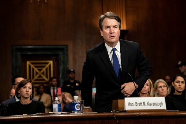 erin schaff ny times kavanaugh